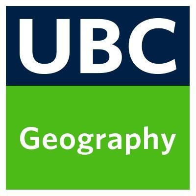 UBC Geography