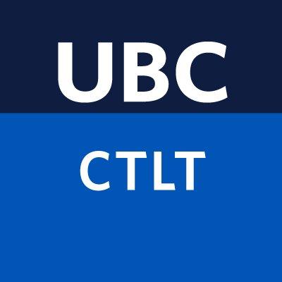 UBC CTLT